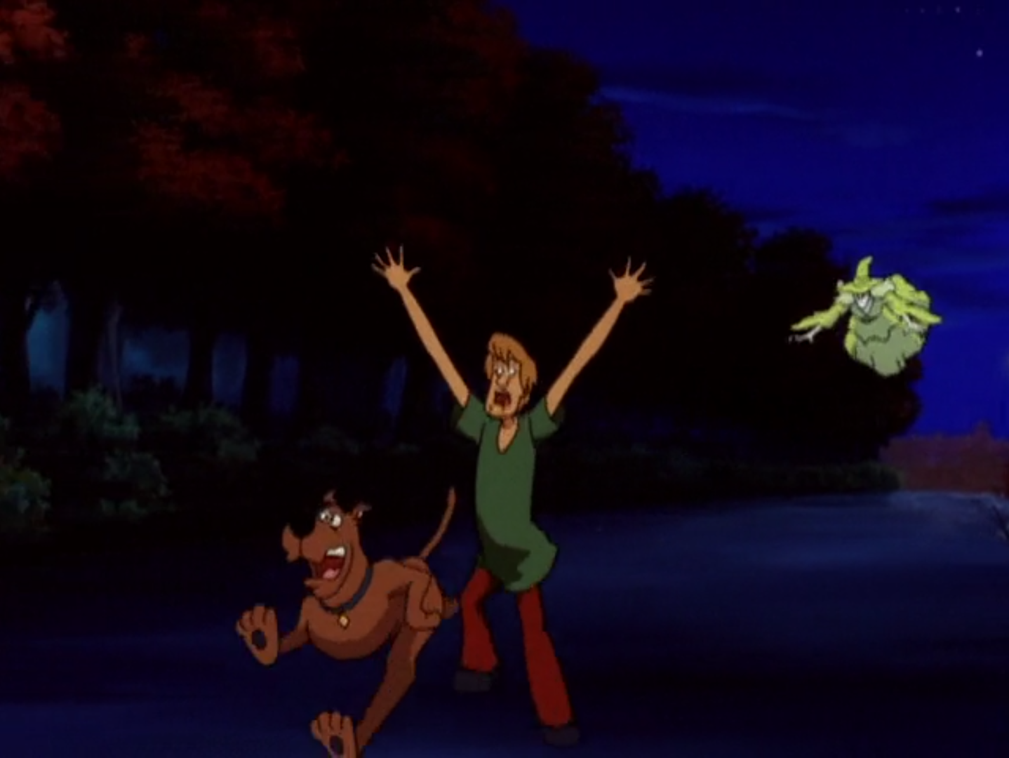 Scooby Doo And The Witch S Ghost Scoobypedia Fandom