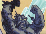 Bigfoot (Scooby-Doo! Keepaway Camp)
