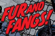 Fur and Fangs! title card
