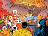 Man Bat and Robbin'