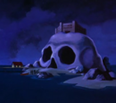 Skull Island (The Creepy Case of Old Iron Face)