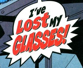 I've Lost My Glasses title card