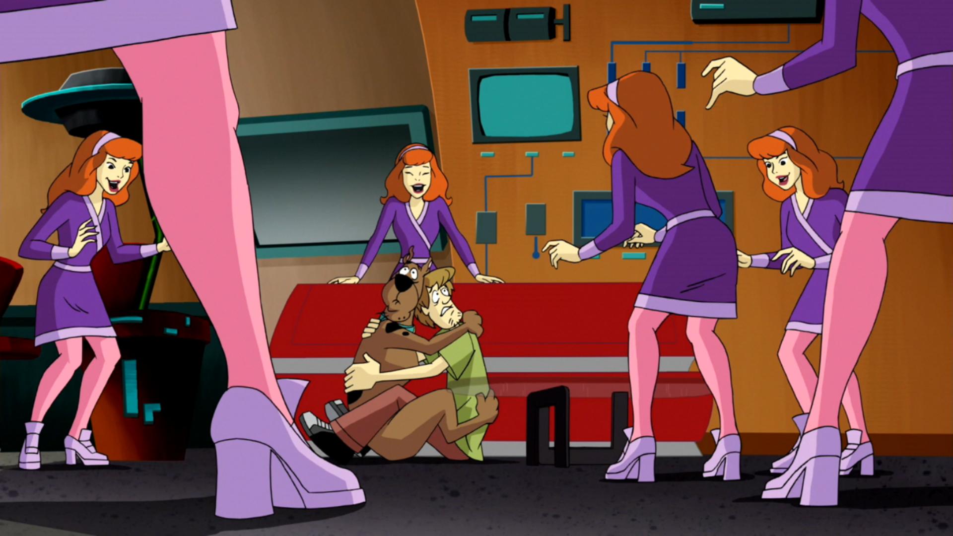 High Tech House Of Horrors Scoobypedia Fandom