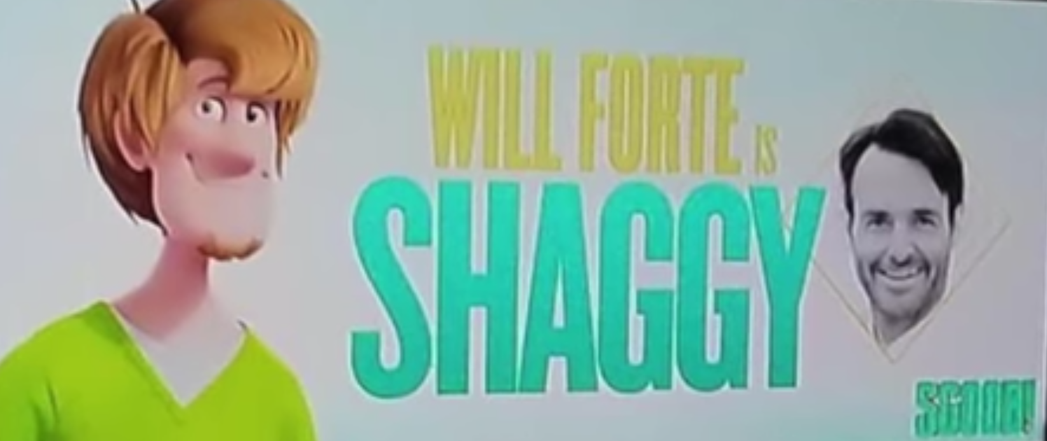 WillForteShaggy