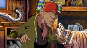 Drinky hat