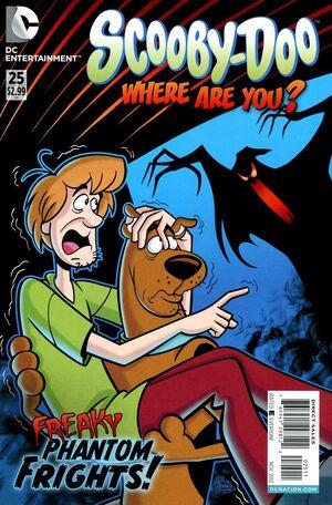 WAY 25 (DC Comics) front cover
