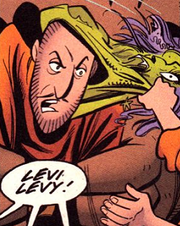 Levi Levy unmasked
