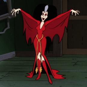 Queen morbidia