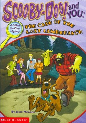 Lost lumberjack book
