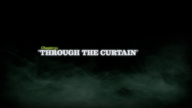 Through the Curtain title card