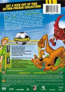 Scooby-Doo 13 Spooky Tales FOS DVD Back Cover