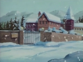 Winslow Nickleby's mansion
