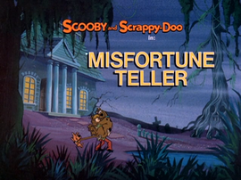 Misfortune Teller Title Card