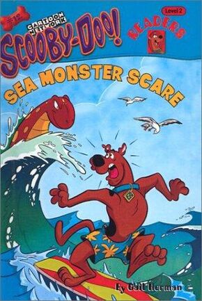 Sea Monster Scare book