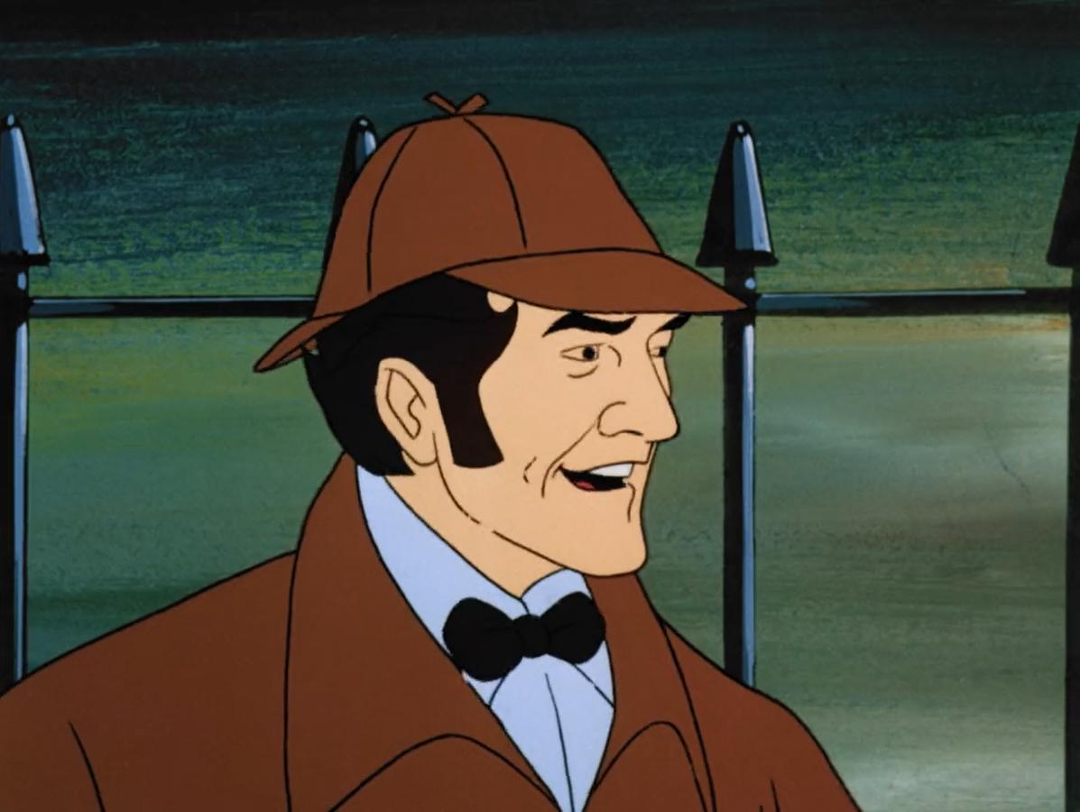 Sherlock Holmes | Scoo...