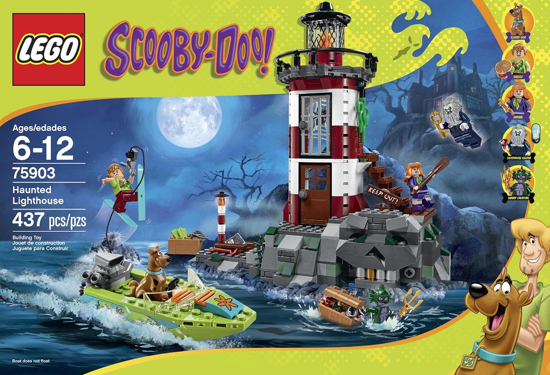 Lego Scooby Doo 75903 Haunted Lighthouse Scoobypedia