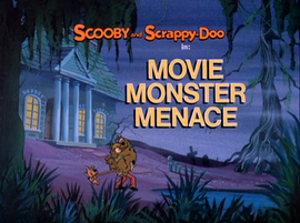 Movie Monster Menace Title Card