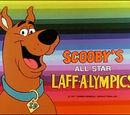 Scooby-Doo! Rajzfilmolimpia