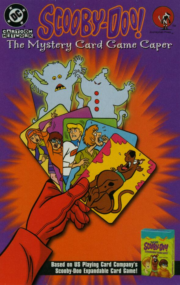 Scooby Doo The Mystery Card Game Caper