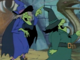 Witch Sisters (Scooby-Doo and the Reluctant Werewolf)