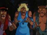 Werecats (Scooby-Doo on Zombie Island)