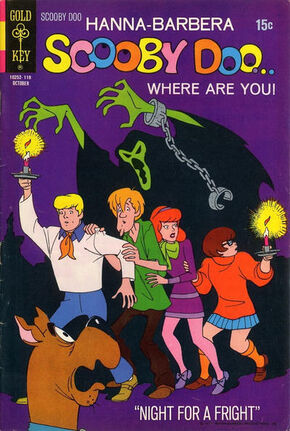 WAY 8 (Gold Key Comics) front cover