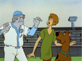 Scooby Pinch Hits