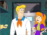 Fred Jones and Daphne Blake (Be Cool, Scooby-Doo!)