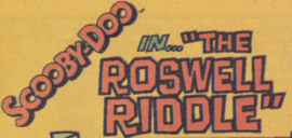 The Roswell Riddle title card