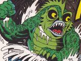 Swamp monster (Monster of a Time)
