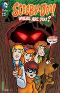 WAY 44 (DC Comics) digital front cover