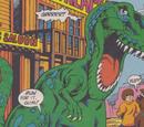 Dinosaur (The Prehisterical Dinosaur!)