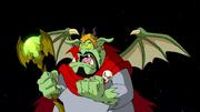 Krudsky's goblin form