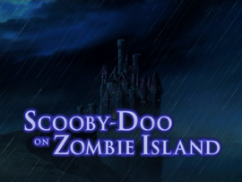Zombie Island title card