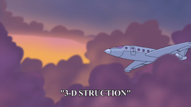 3-D Struction title card
