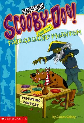 Scooby-Doo! and the Fairground Phantom cover