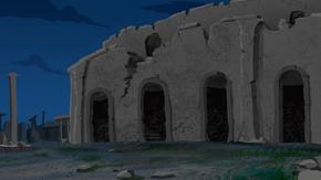 Pompeii Colloseum