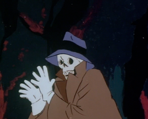 Skeleton (Hang in There, Scooby-Doo)