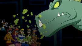 Dinosaur Spirit breathes on audience