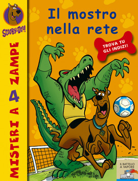 The Monster in the Net cover