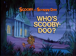 Who's Scooby-Doo title card