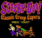 Classic creep capers titlescreenGBCversion