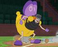 Daph as Mothscot umpire.png