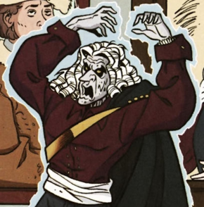 Ghost of the Duke of Earl