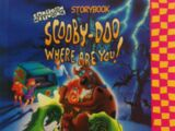 Scooby-Doo, Where Are You!: A Gaggle of Galloping Ghosts (Cartoon Network Storybook)