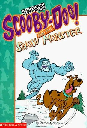 Scooby-Doo! and the Snow Monster cover