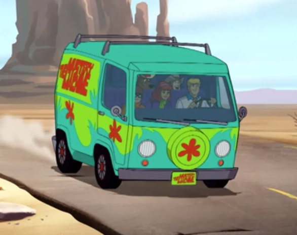 Scoobynewmysterymachine