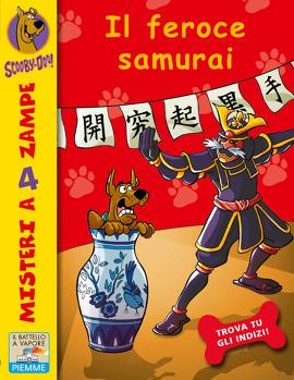 The Fierce Samurai cover