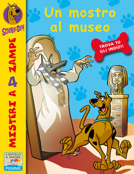 A Monster at the Museum cover