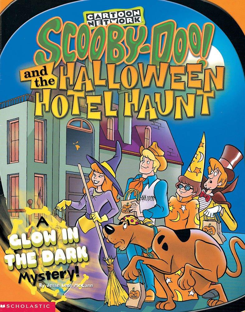 scooby doo and the halloween hotel haunt